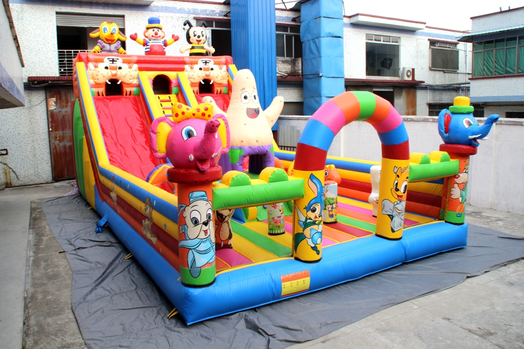 rumah balon | istana balon | balon loncat 25