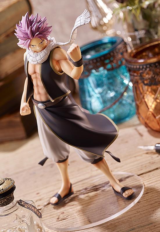 Figura: Natsu Dragneel de Fairy Tail Final Season en formato POP UP PARADE - Good Smile Company