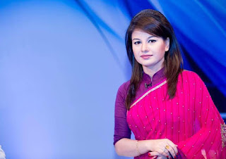 farhana nisho news reader