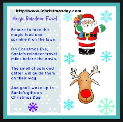 christmas poems for child
