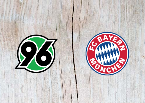 Hannover 96 vs Bayern Munich Full Match & Highlights 15 December 2018