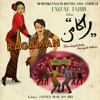 Lirik Lagu Faizal Tahir - Ragaman