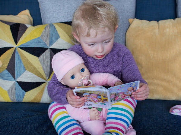 Review: A Baby Annabell Doll for Every Stage Of Childhood