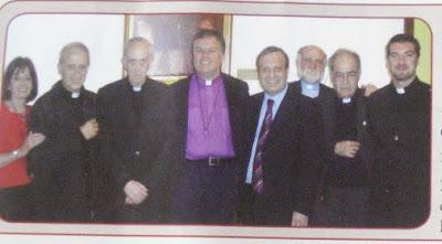 Resultado de imagen para cardenal bergoglio con tony palmer