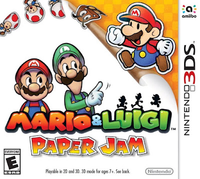 Mario%2BAnd%2BLuigi%2BPaper%2BJam%2BGame - Mario And Luigi Paper Jam Game - 3DS Download [USA] - Torrent