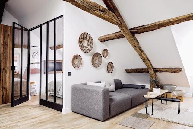 Design for love ispirazioni francesi french style for Interni case parigine