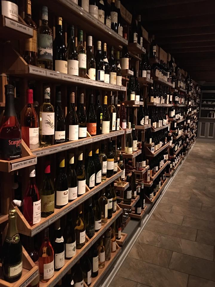 Wine Wall @FLG Flagstaff, AZ