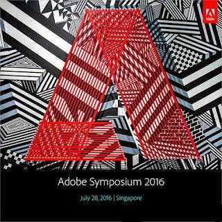 Source: Adobe. Logo for Adobe Symposium 2016.