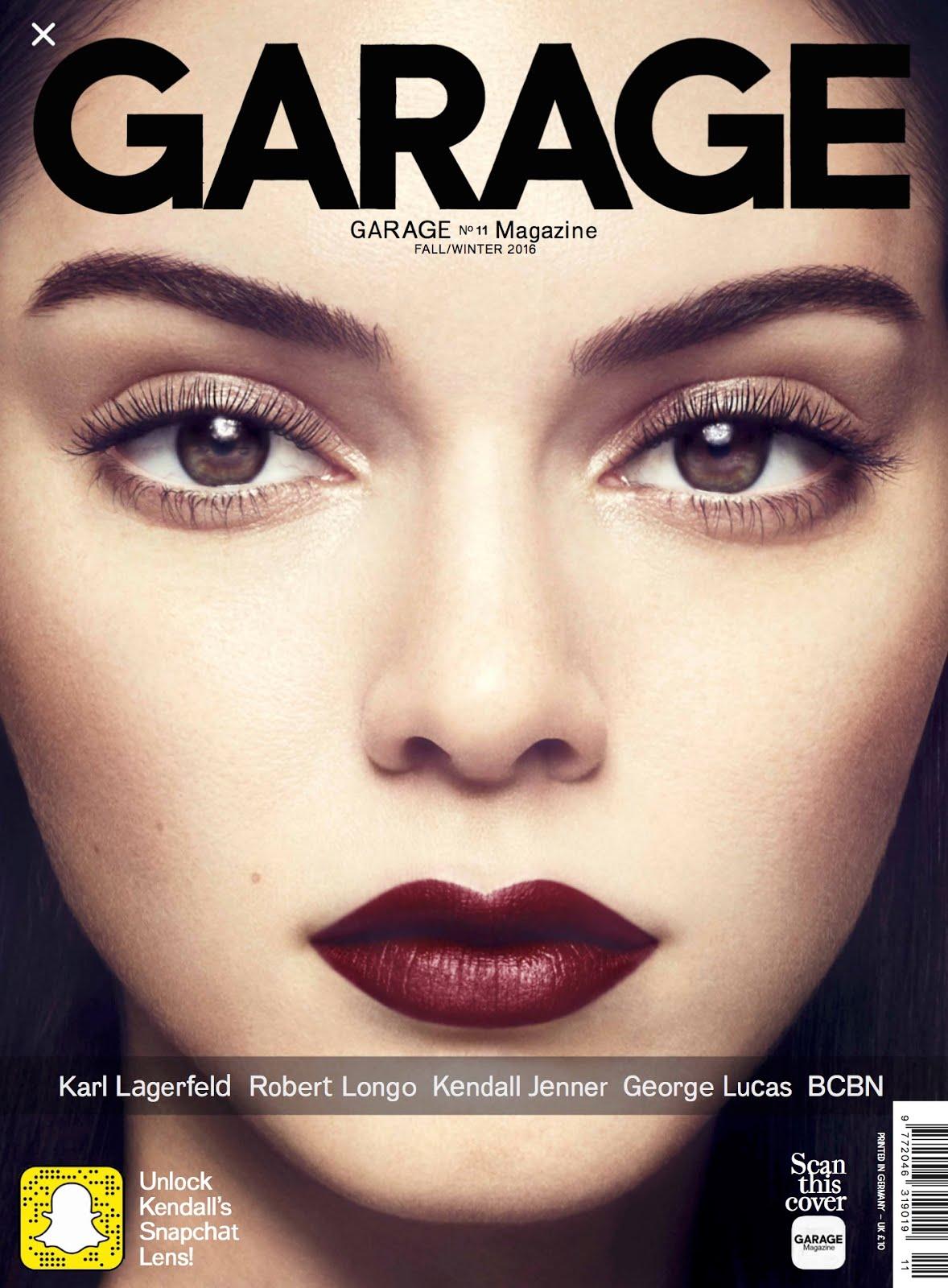 Garage Magazine Snapchat Code, Secret Filters, Willow Smith