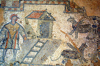 Brading Roman Villa Isle of Wight