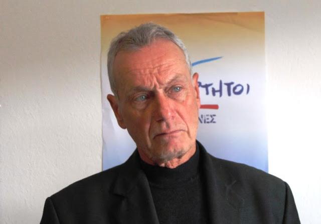 Άρτα: Επίσκεψη πραγματοποίησε στην Άρτα ο Αντιπροέδρος των Ανεξαρτήτων Ελλήνων Παναγιώτης Σγουρίδης