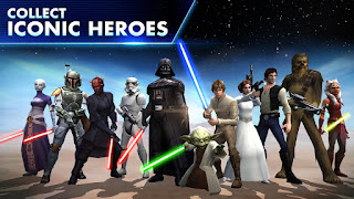 Star Wars: Galaxy of Heroes v0.11.309329 Mod