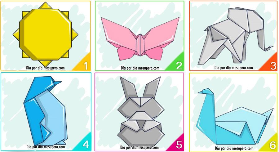 Escoge un Origami y descubre un mensaje para tu vida