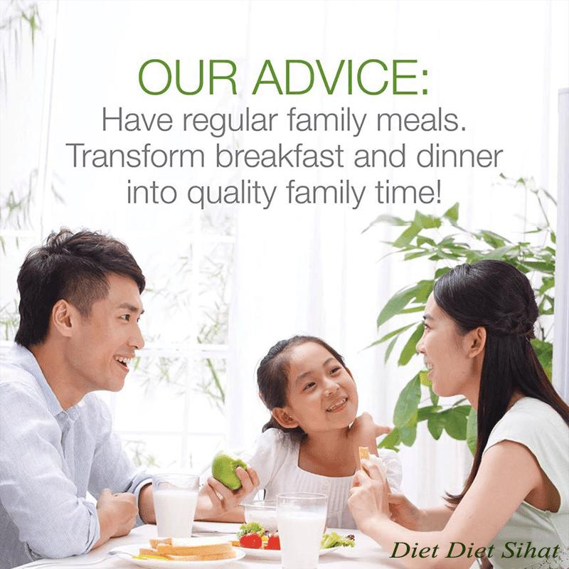 aktiviti bersama-sama keluarga