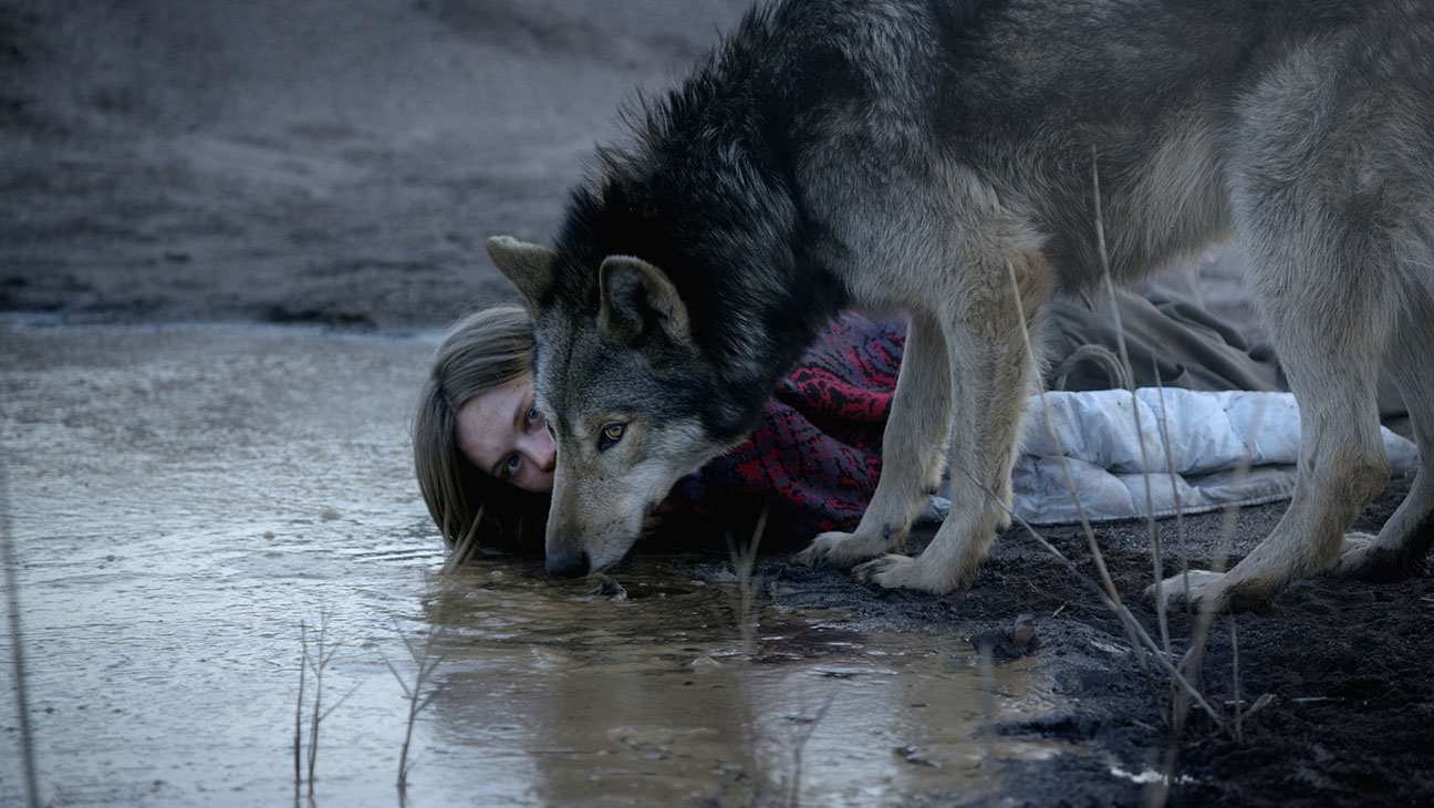 wild woman wolf romance