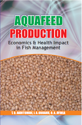Aquafeed Production, Economics & Health Impact on Fish Management COVER