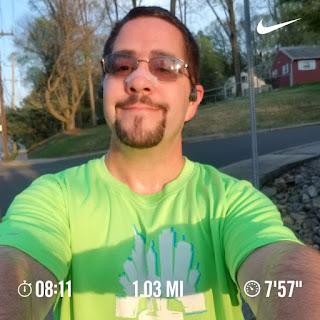 running selfie 050318