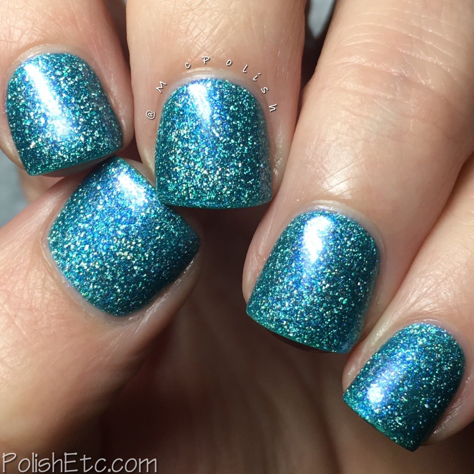 Takko Lacquer - Color4Nails Exclusives - McPolish - Alexandrite