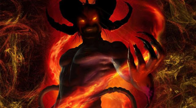 Image result for Kisah Iblis Pernah Menyesal dan Ingin Bertobat