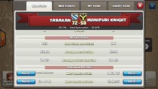 Clan TARAKAN vs MANIPURI KNIGHT, TARAKAN Victory