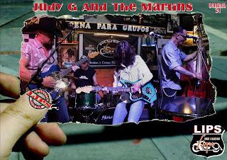 Judy G & the Martins