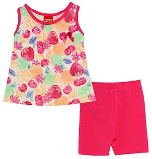 Moda infantil para boutique