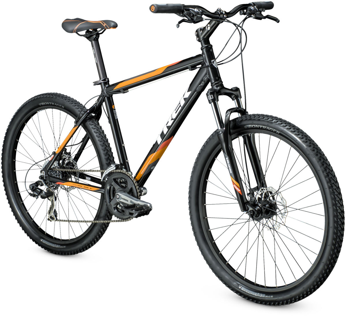 Ireland's Premier Online Bicycle Register: Stolen Bike - Trek 3500 Hardtail