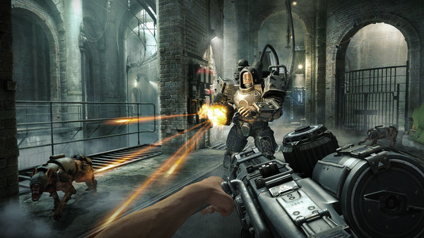 Wolfenstein The Old Blood PC Game