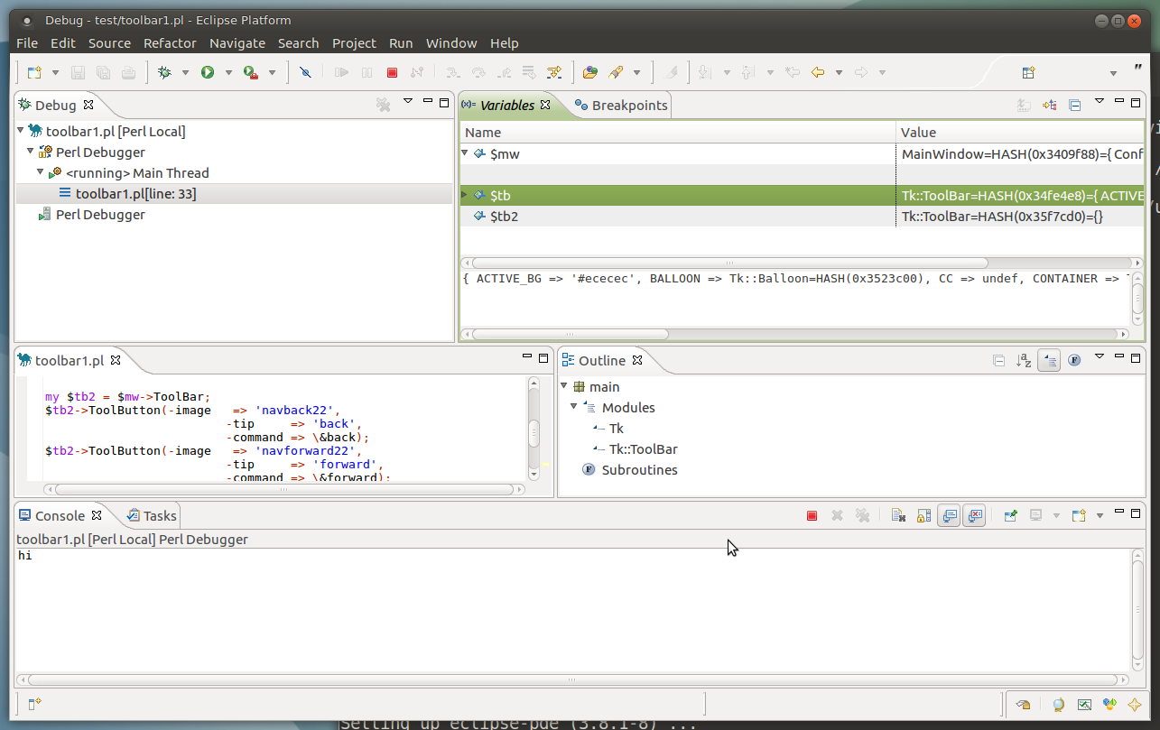 How to install the EPIC Eclipse/PERL IDE in Ubuntu 16 04 | www
