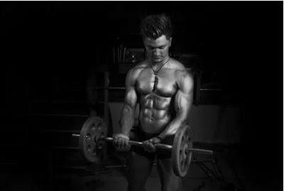 Membentuk tubuh atletis