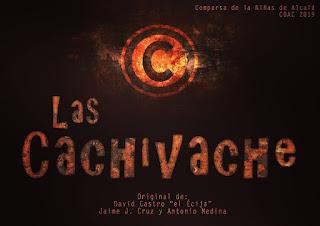Las Cachivache (Comparsa). COAC 2019