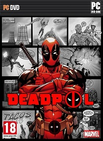 Deadpool Repack-Black Box