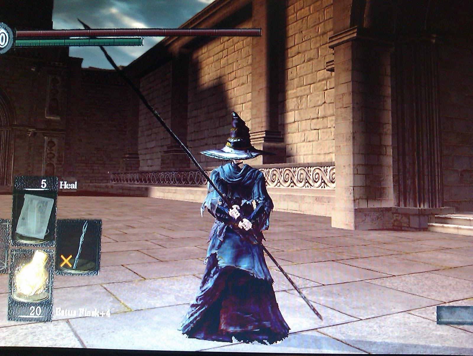 Chronicles Of A Lao Gamer: Interesting Dark Souls Build - photo#2
