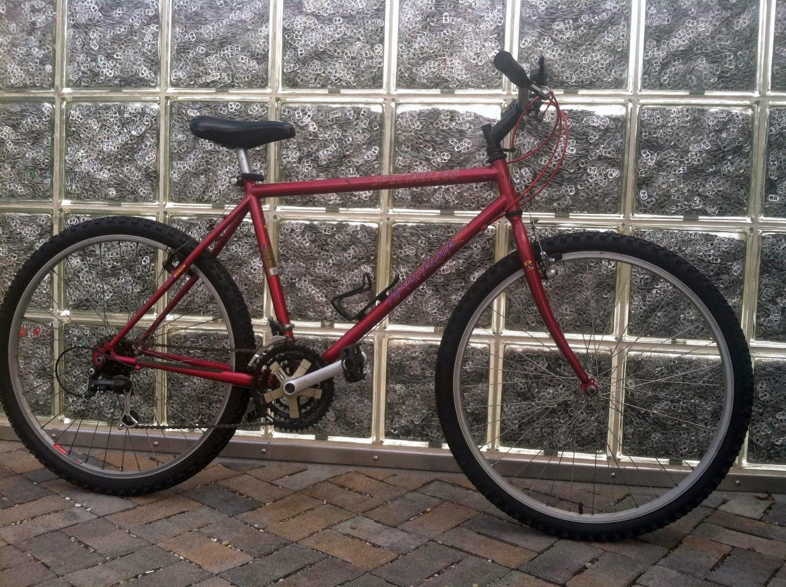 Whistle Bike Restoration 1993 Specialized Hardrock Gx