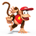 Diddy Kong junta-se a Super Smash Bros.