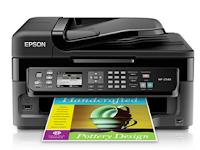 Epson WorkForce WF-2540 Drivers & Software Download