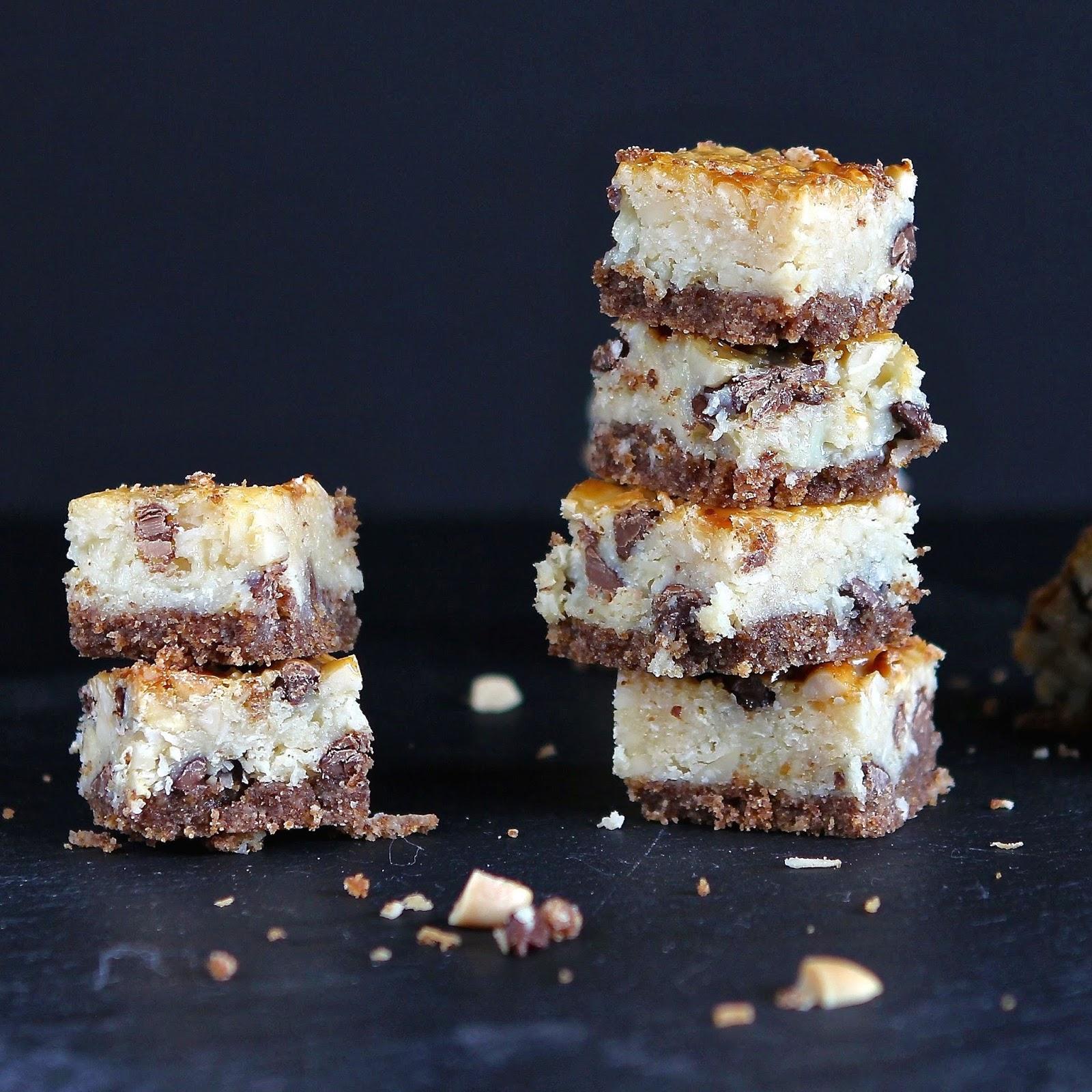 Magic Peanut Butter Cake