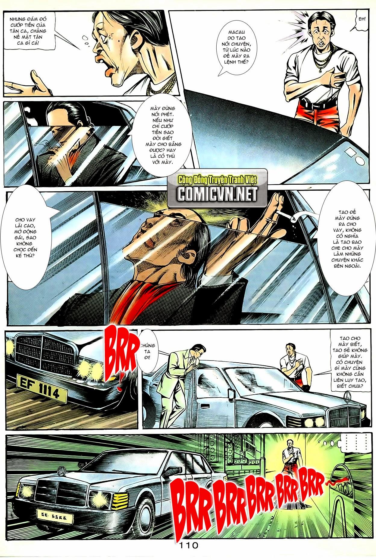 Người Trong Giang Hồ chapter 84: đỗ vương hạ tân trang 4