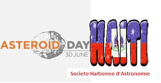 Facebook Page for Asteroid Day Haiti Event