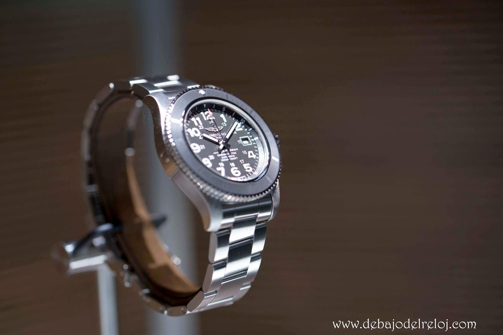 Breitling en basel 20155