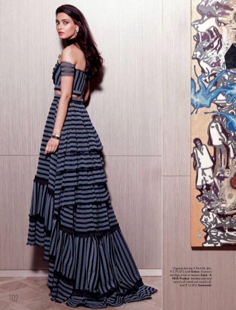 Diana Penty Looks Stunning As The Cover Girl Of Elle -6499
