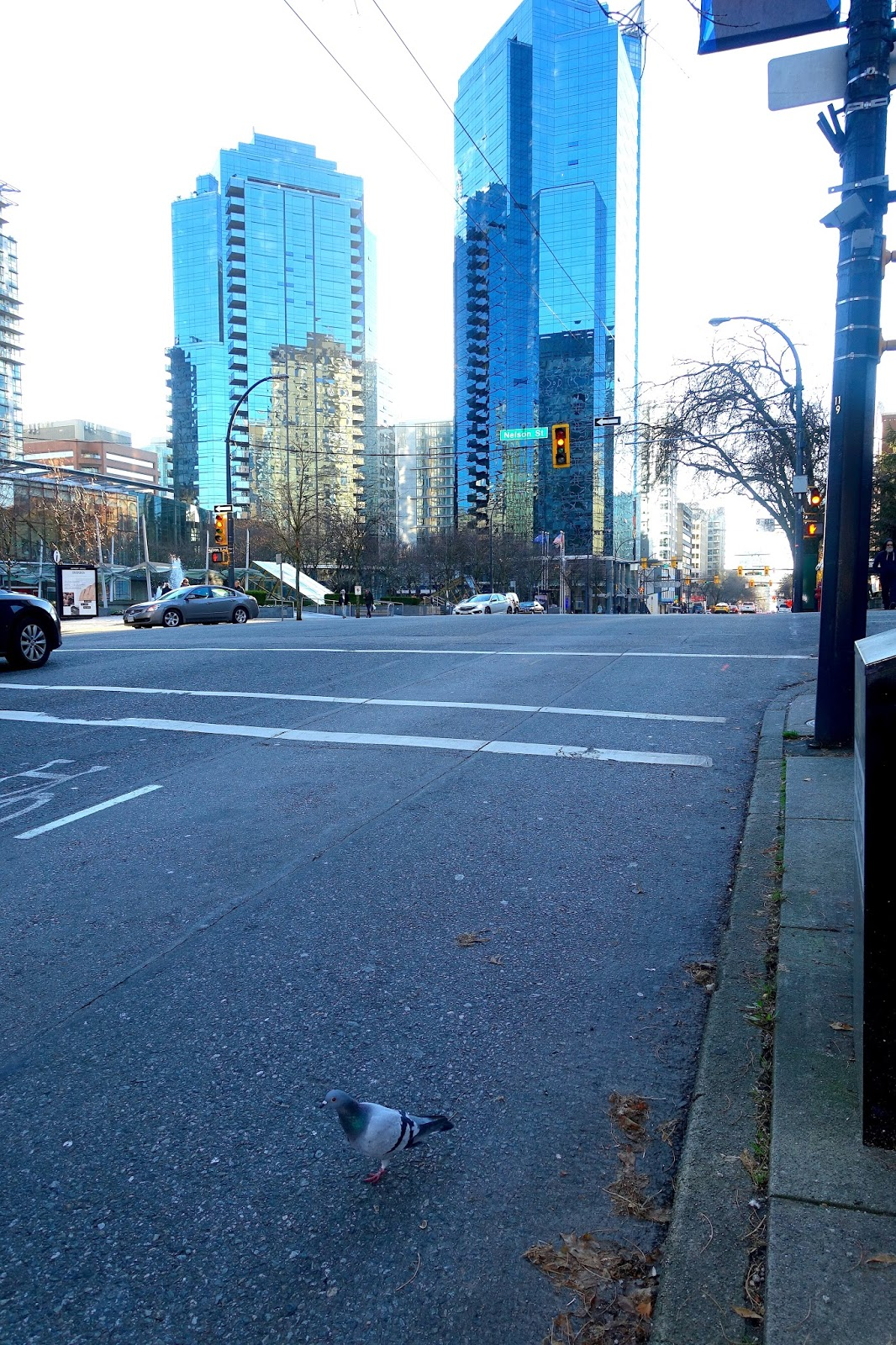 Fairmont Hotel Burrard Vancouver