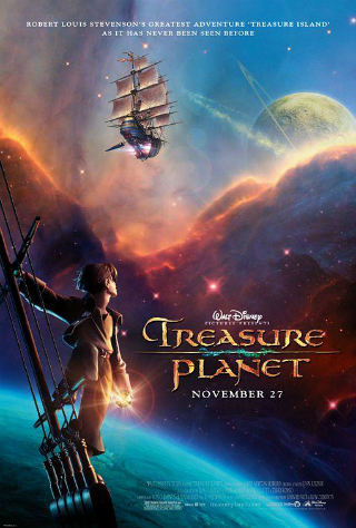 Treasure Planet [2002] [DVD9] [NTSC] [Latino]