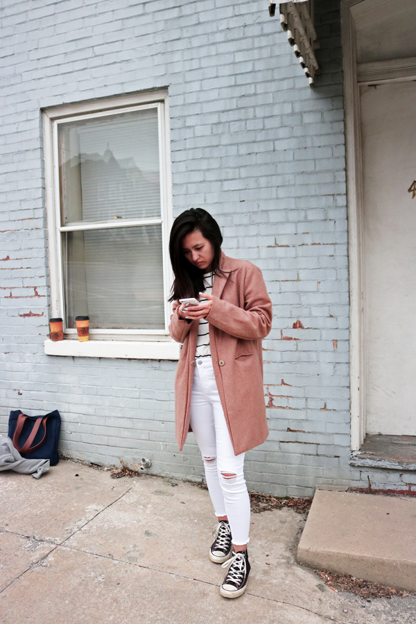 To to Wear White Jeans for Winter or Spring