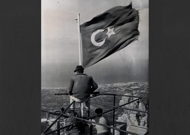Türk Mukavemet Teşkilatı Girne'de