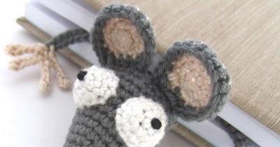 Book Rat Free Crochet Pattern | 210x400