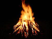 Api Unggun, Fungsi, Bentuk, dan Syarat