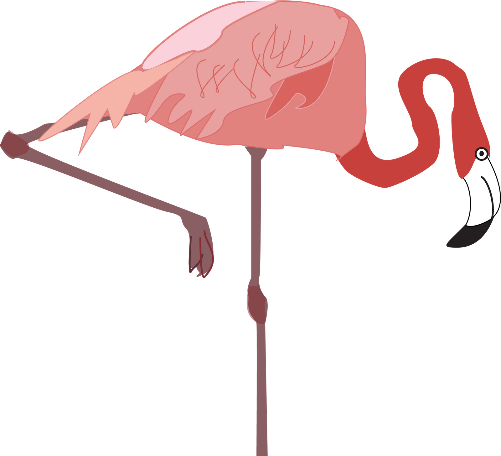 technical prowess flamingo