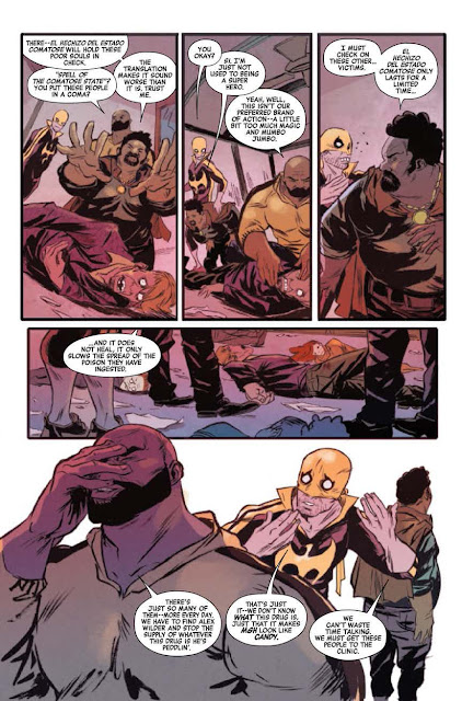 POWER MAN AND IRON FIST 14