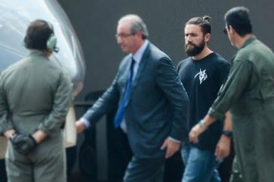 #Instaboy: Conheça Lucas Valença, o policial federal que prendeu Cunha